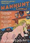 Manhunt #2 Comic Book