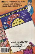Mendy and the Golem Vol. 2 No. 6 Comic Book