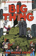 Colin Upton's Other Big Thing #3 Comic Book