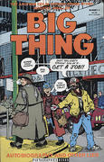 Colin Upton's Other Big Thing #4 Comic Book