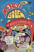 Mendy and the Golem Vol. 2 No. 1 Comic Book