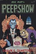 Peepshow #7 Comic Book