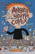 Angry Youth #2 Comic Book