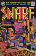 Snarf #11 Comic Book