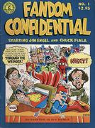 Fandom Confidential #1 Comic Book