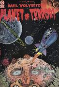 Basil Wolverton's Planet of Terror #1 Vintage Comic