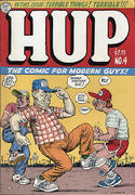 Hup #4 Vintage Comic