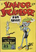 Junior Jackalope Vintage Comic