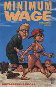 Minimum Wage Vol. 2 No. 2 Vintage Comic