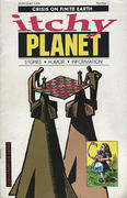 Itchy Planet #1 Comic Book