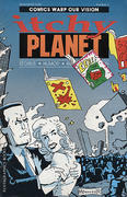 Itchy Planet #2 Vintage Comic