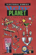 Itchy Planet #3 Vintage Comic