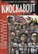 Knockabout Comics #6 Vintage Comic