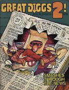Great Diggs 2 Vintage Comic