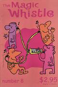 The Magic Whistle Vol. 2 No. 8 Vintage Comic