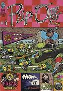 Rip Off Comix #4 Vintage Comic