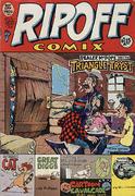 Rip Off Comix #7 Vintage Comic
