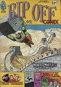 Rip Off Comix #2 Vintage Comic