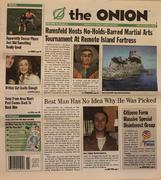 The Onion March 18, 2004 Magazine