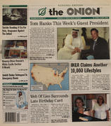 The Onion April 29, 2004 Magazine