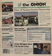 The Onion April 8, 2004 Magazine