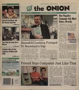 The Onion April 15, 2004 Magazine