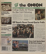 The Onion June 19, 2003 Magazine