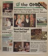 The Onion June 26, 2003 Magazine