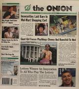 The Onion July 10, 2003 Magazine