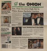 The Onion July 17, 2003 Magazine
