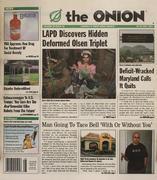 The Onion July 24, 2003 Magazine
