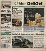 The Onion October 30, 2003 Magazine