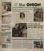 The Onion November 6, 2003 Magazine
