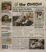 The Onion November 20, 2003 Magazine