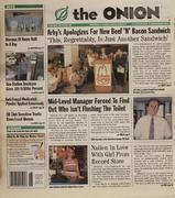 The Onion November 27, 2003 Magazine