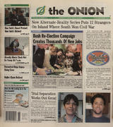 The Onion December 4, 2003 Magazine