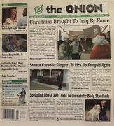 The Onion December 18, 2004 Magazine