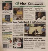 The Onion August 7, 2003 Magazine
