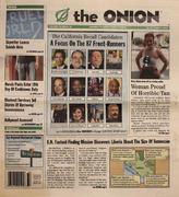 The Onion August 21, 2003 Magazine