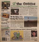 The Onion August 28, 2003 Magazine