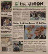 The Onion September 11, 2003 Magazine
