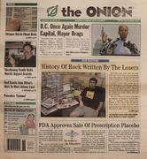 The Onion September 18, 2003 Magazine