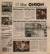 The Onion October 9, 2003 Magazine