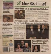 The Onion January 24, 2002 Magazine