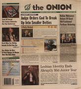 The Onion February 1, 2002 Magazine