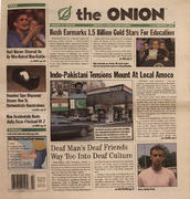 The Onion February 7, 2002 Magazine