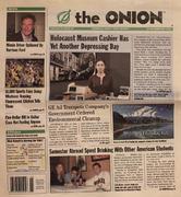 The Onion February 14, 2002 Magazine