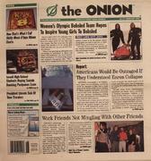 The Onion February 21, 2002 Magazine
