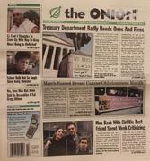 The Onion February 2, 2002 Magazine