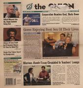 The Onion May 27, 2002 Magazine